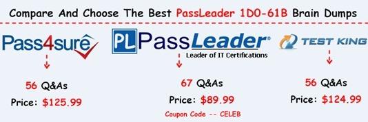 PassLeader 1D0-61B Brain Dumps[17]
