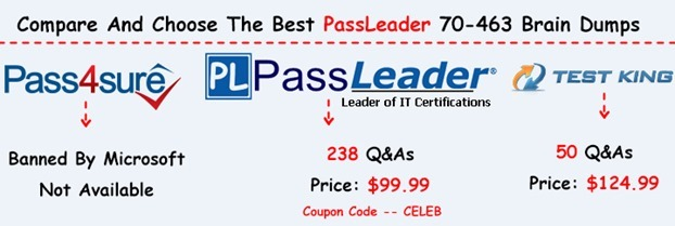 PassLeader 70-463 Brain Dumps[15]