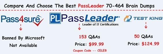 PassLeader 70-464 Brain Dumps[15]