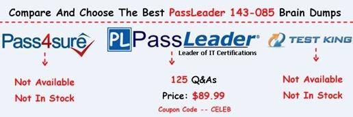 PassLeader 143-085 Exam Questions[27]