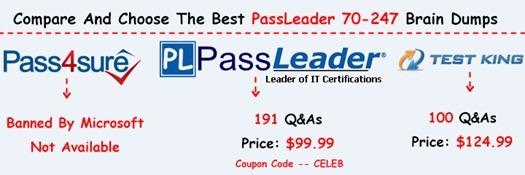 PassLeader 70-247 Exam Questions[24]
