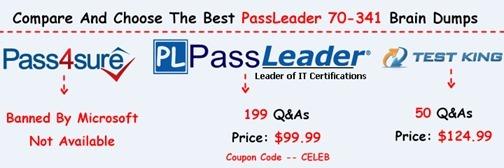 PassLeader 70-341 Exam Questions[26]