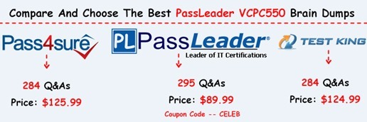 PassLeader VCPC550 Exam Questions[7]